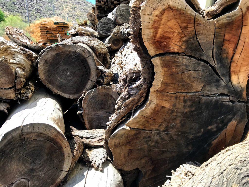 Live Edge Timbers 1