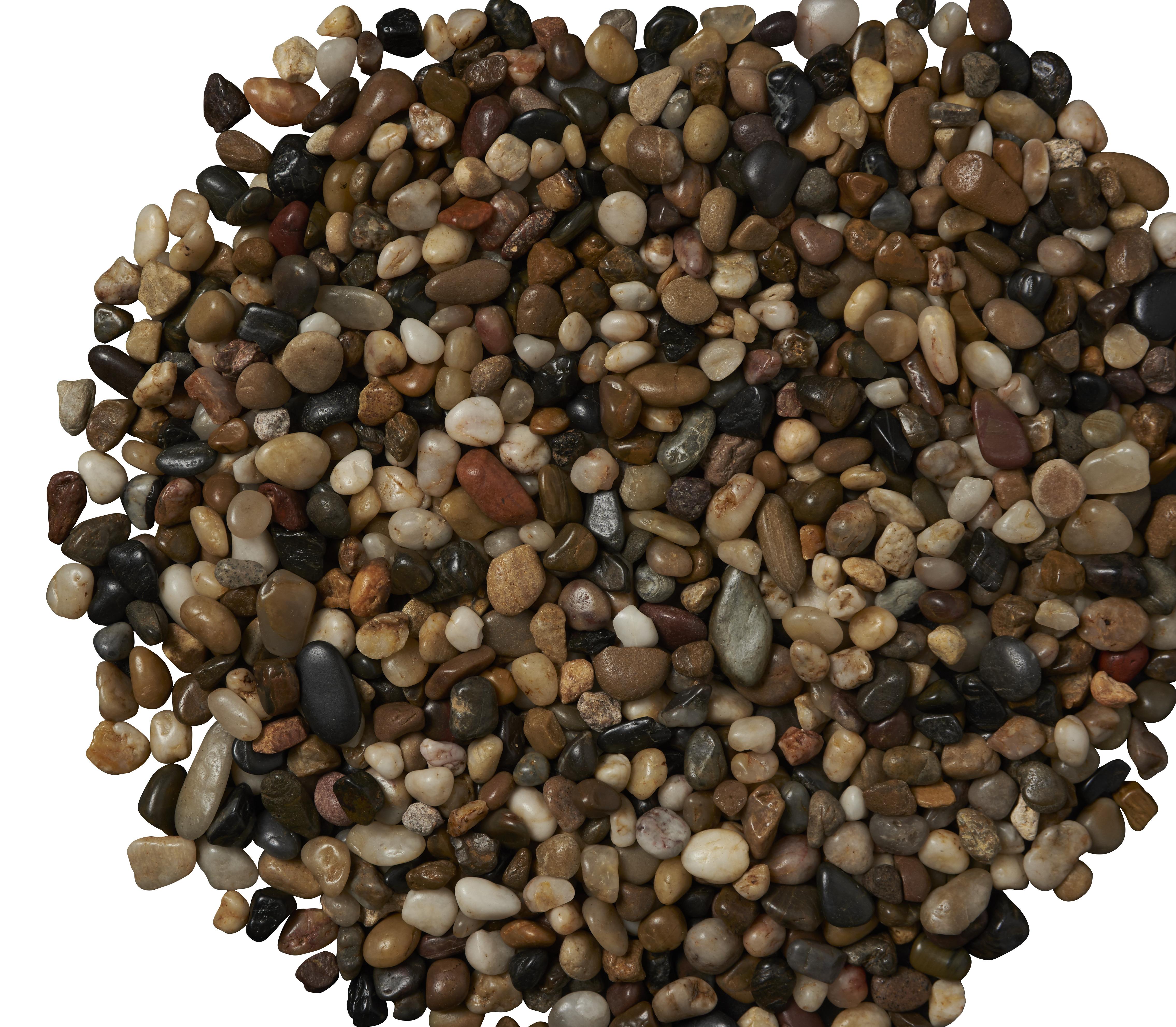 Mixed Pebbles 1-2 cm 40 Lbs Bag