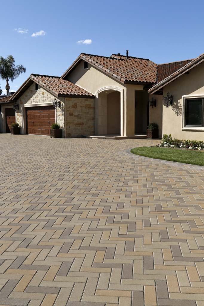 Linear Paving Stones