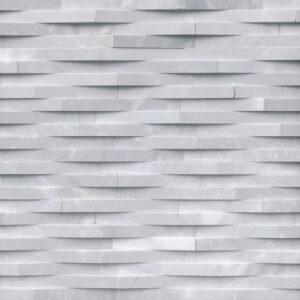 Cosmic Gray 3D Wave