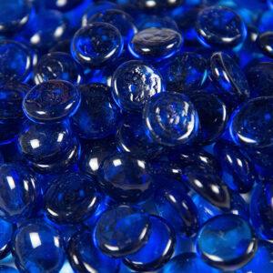 Sapphire Blue Round